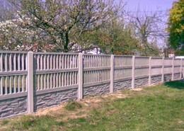 Betonový plot diskuze